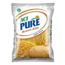 ACI Pure Brown Atta // 1 kg