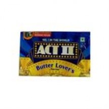 ACT II Butter Lovers Flavour Popcorn // 33 gm