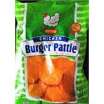 Aftab Chicken Burger Patty 500 gm (7-8 pcs)