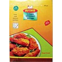 Aftab Crispy Wings 500 gm (12-14 pcs)