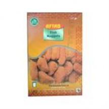Aftab Fish Nuggets (9 pcs) // 250 gm