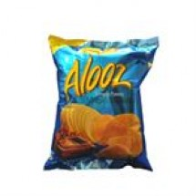 Alooz Chilli Chatka Potato Chips // 25 gm
