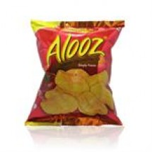 Alooz Spanish Tomato Potato Chips // 25 gm