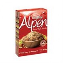 Alpen Red Swiss Recipe // 375 gm