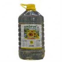 Ambrosia Sunflower Oil // 5 ltr