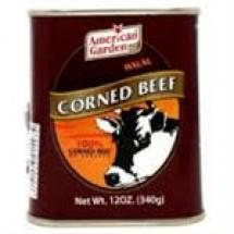 American Garden Corned Beef // 340 gm