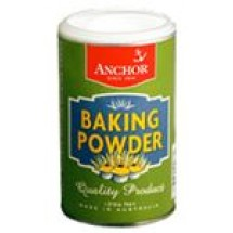 Anchor Baking Powder Tin // 200 gm