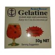 Anchor Gelatine Unflavoured // 50 gm