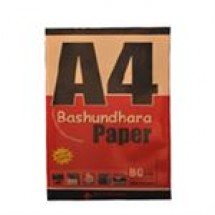 Bashundhara A4 Size Paper (GSM-80)