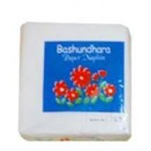 Bashundhara Paper Napkins 13 inchis Unscented (100 pcs)
