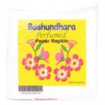 Bashundhara Perfumed Paper Napkin 13inchies 1 ply // 80 pcs