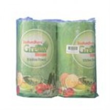 Bashundhara Tissue Kitchen Towel // 2 Rolls