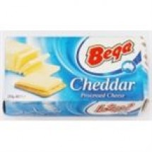 Bega cheddar Processed Cheese // 250 gm