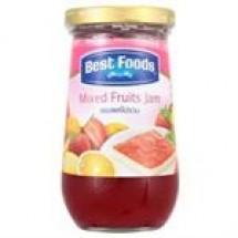 Best Foods Mixed Fruit Jam // 170 gm