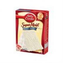 Betty Crocker Super Moist White Cake Mix // 500 gm