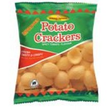 Bombay Sweets Potato Crackers // 25 gm