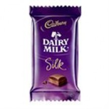 Cadbury Dairy Milk Silk Milk Chocolate // 160 gm