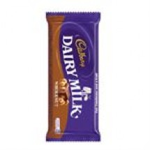 Cadbury Dairy Milk Whole Nut // 49 gm
