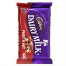 Cadbury Fruit & Nut Bar // 200 gm