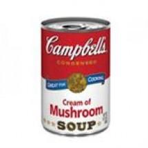 Campbells Cendawan Mushroom Soup Tin // 290 gm