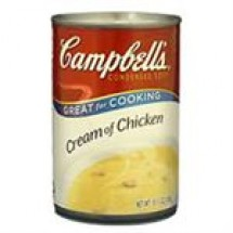Campbells Cream Of Chicken Soup Tin // 300 gm