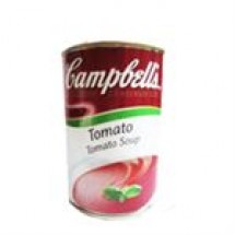 Campbells Tomato Soup Tin // 310 gm