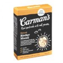 Carmans Natural Bircher Muesli // 500 gm