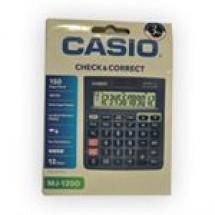 Casio Calculator 12 Digit ( MJ-120 D ) // each