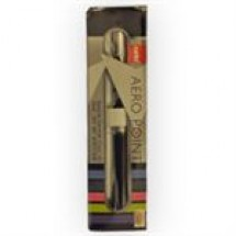 Cello Aero Point Pen Black // each