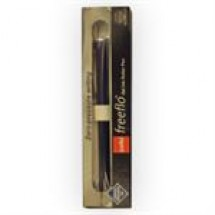 Cello Freeflo Gel Ink Roller Pen Black // each