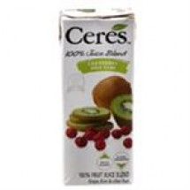 Ceres Cranberry And Kiwi Juice // 1 ltr