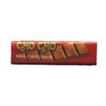 Cho Cho Milk Chocolate Orange Peel // each