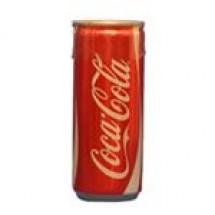 Coca Cola Can // 250 ml