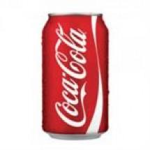 Coca Cola Can // 325 ml