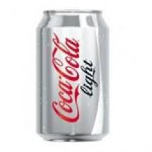 Coca Cola Light Can // 325 ml
