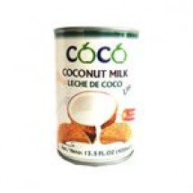 Coco Coconut Milk // 400 ml