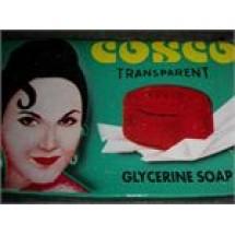 Cosco Transparent Glycerine Soap // 35 gm