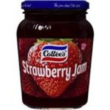 Cottees Strawberry Jam // 250 gm