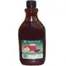 Country Fresh Apple and Black currant Juice // 2 ltr