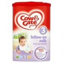 Cow & Gate Follow On Milk 3-6 Months // 900 gm