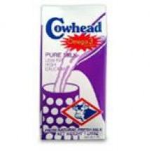 Cowhead UHT Milk (Omega-3) // 1 ltr