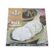 Crown Farms Rice Flour Ruti 500 gm // 10 pcs