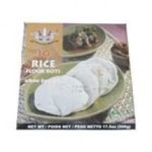 Crown Farms Rice Flour Ruti 500 gm // 10 pcs