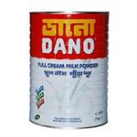 Dano Instant Full Cream Milk Powder Tin // 1 kg
