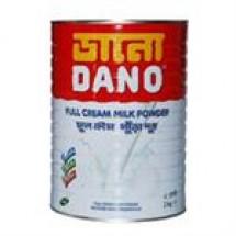 Dano Instant Full Cream Milk Powder Tin // 2 kg