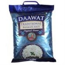 Dawaat Traditional Basmati Rice // 5 kg