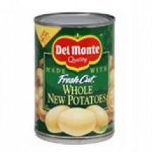 Del Monte Whole New Potatoes // 411 gm