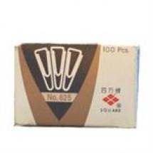 Deli Colored Paper Clips Box // 100 pcs