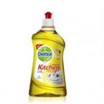 Dettol Healthy Kitchen Dish & Slab Gel Lemon Fresh // 200 ml