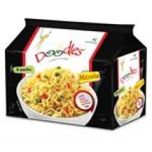 Doodles Instant Noodles Masala Flavour 4 pcs // 288 gm